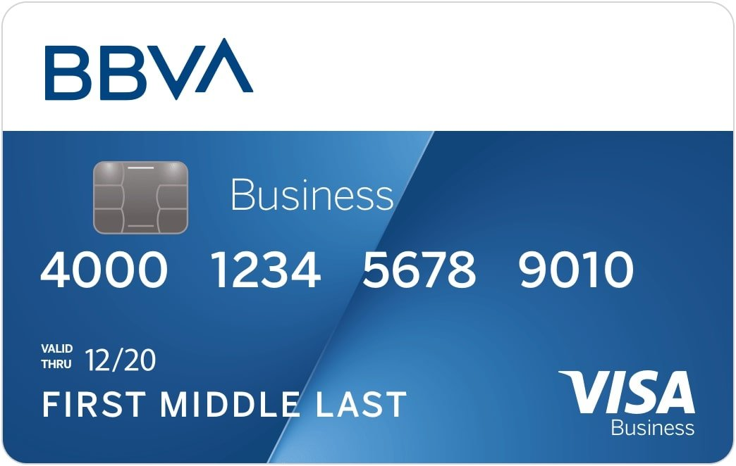 BBVA Compass Business Secured Visa® Credit Card
