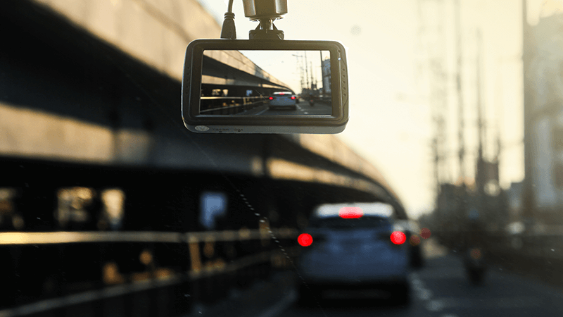 Could a dash cam save you money on van insurance?