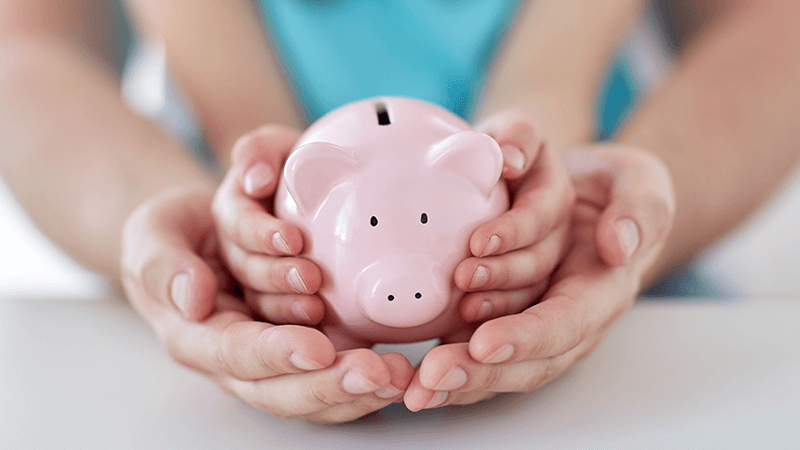 Can I open a bank account for my child?