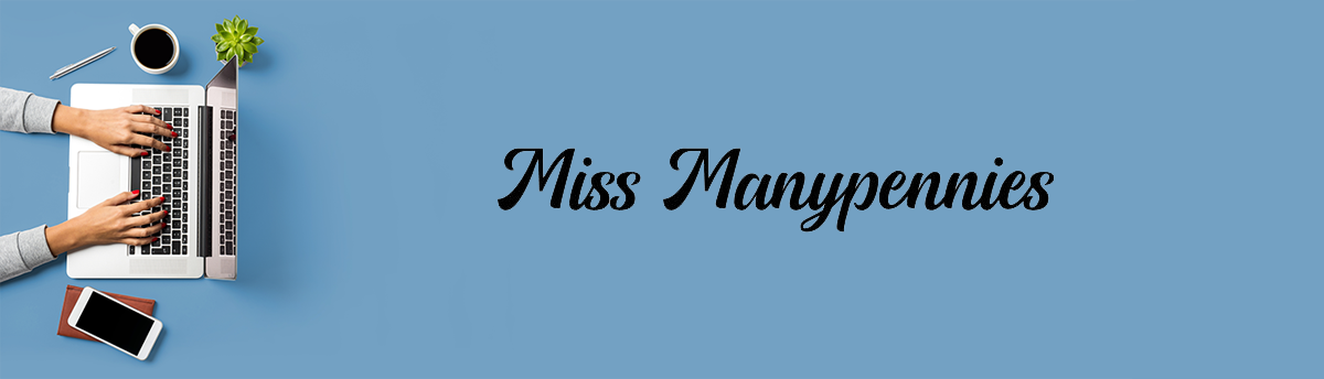 Miss Manypennies Logos
