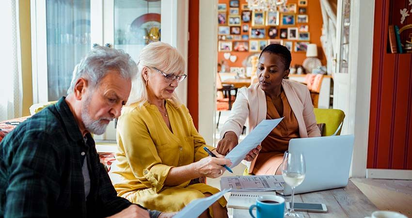 What is a final salary pension, and how do defined benefit pension schemes work?