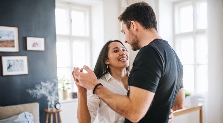 Moving in with your partner: romantic or convenient?