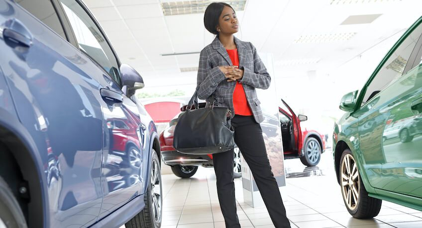 How to use a personal loan to buy a new car