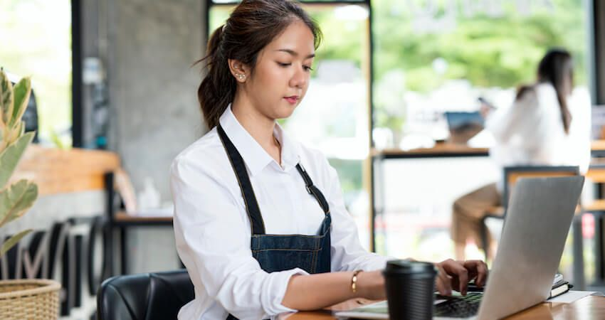 How a new small business can get a loan
