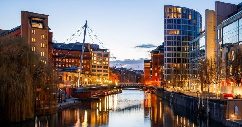 The Best Cities to Start a Business in the UK